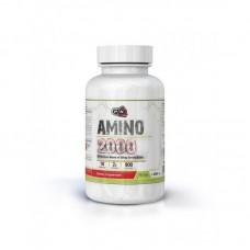 Amino 2000 + Leucine 75 табл PURE Nutrition