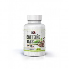 Caffeine Tabs 200 mg PURE Nutrition USA