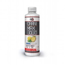 Carni-Max Liquid Fat Burner with Green Tea and Guarana PURE Nutrition USA 500 мл / 40 дози