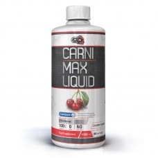 Carni-Max Liquid PURE Nutrition USA 1000 мл / 80 дози