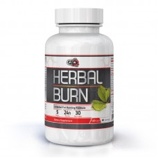 Herbal Burn PURE Nutrition USA 120 капсули
