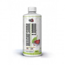 Magnesium Liquid + Vit C PURE Nutrition USA 1000 мл