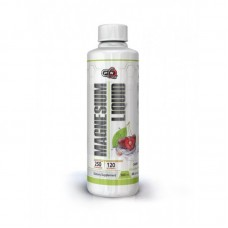 Magnesium Liquid + Vit C PURE Nutrition USA 500 мл