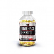 Omega 3 Fish Oil PURE Nutrition USA 200 дражета