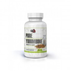 Pure Yohimbine PURE Nutrition USA 100 капсули
