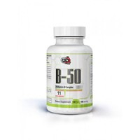ВИТАМИН B-50 - 100 ТАБЛЕТКИ  - PURE NUTRITION