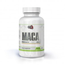 MACA 500 МГ 100 КАПСУЛИ  - Pure Nutrition