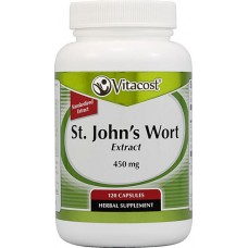 St. John's Wort Extract 300 mg 60 Tablets Vitacost