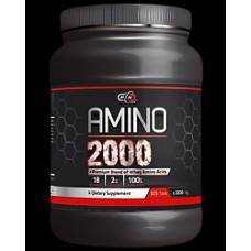 Amino 2000 PURE Nutrition USA 325 таблетки / 2000 мг
