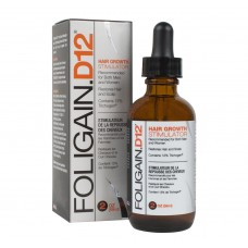 Против косопад и оплешивяване FOLIGAIN.D12 HAIR GROWTH STIMULATOR 12% Trichogen DHT blocker 59ml