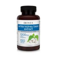 WHITE KIDNEY BEAN EXTRACT 1000mg 100 Capsules - за намаляване на теглото - срок на годност - 30.10.2020г.