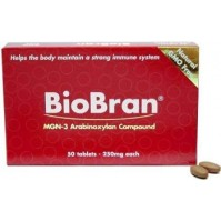 Имуномодулатор BioBran MGN-3 таблети 250mg